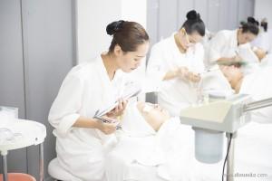 2018CIDESCO考试通过率100%!70位同学晋级美容博士