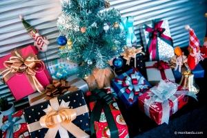 蒙妮坦学院点亮圣诞 | 分享快乐,豪礼尽在掌握