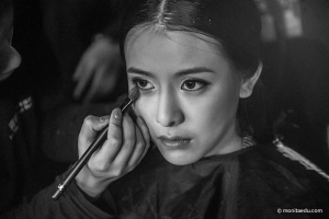 2019年春季时装周圆满落幕,幕后的化妆师更有看头