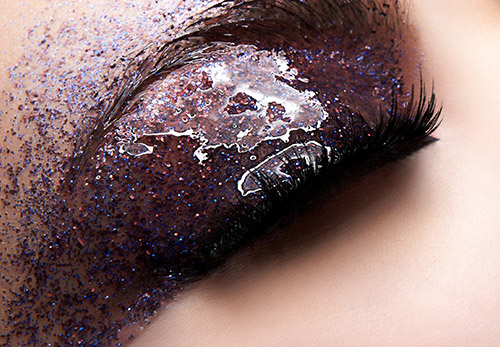 修饰美容护理之化妆整体造型