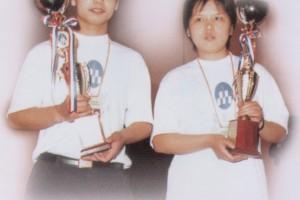 刘朝相、李英获全国联业中学第三届蒙妮坦杯冠军