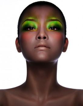 化妆学校作品—反暗映诱