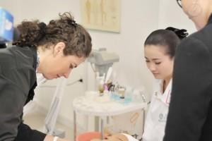 带你走进蒙妮坦美容学校 国际CIDESCO美容博士考试集训课程
