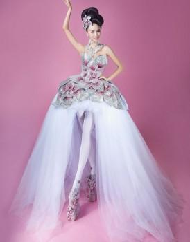 亚洲大赛获奖作品—第一新娘