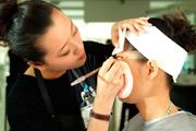 2009年国际ITEC时尚媒体舞台化妆师深造