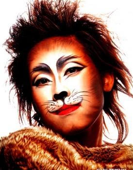 动物化妆-猫妆