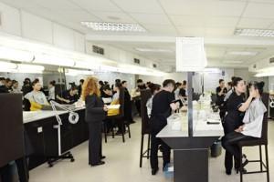 祝贺我校同学100%通过国际ITEC化妆师考试
