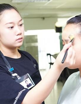2014国际ITEC化妆培训实操考试(1)