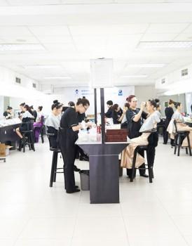 2014国际ITEC化妆培训实操考试(3)