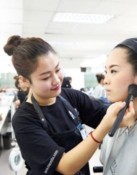 2014国际ITEC化妆培训实操考试(4)