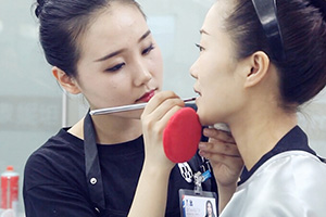 蒙妮坦化妆学校2014国际ITEC化妆师认证考试