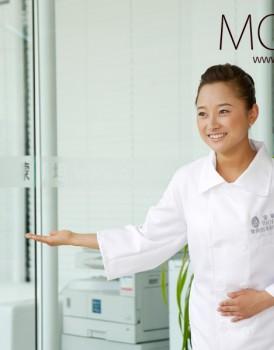 专业美容师的仪容仪表培训