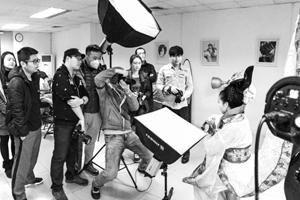 摄影学校2014第五期课程全纪录