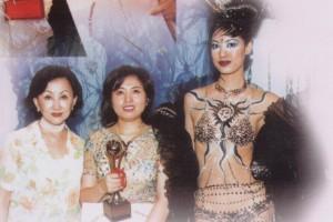 陈琴美第二十四届亚洲发型发化妆大赛 - 学生获奖情况