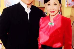 蒙妮坦董事长郑明明与香港艺人的慈善晚宴