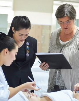 2015年国际CIDESCO美容考试实录(第二组)