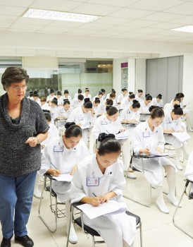 2015年国际CIDESCO美容理论考试