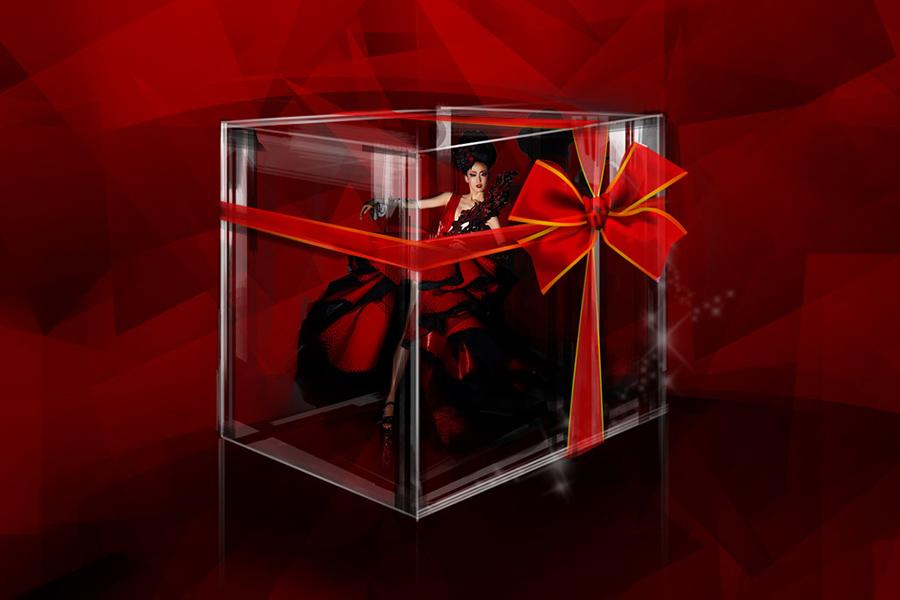 2010.12 《圣诞节的礼物》