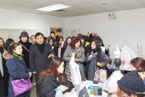 韩国庆一大学与蒙妮坦学院交流活动