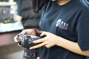 摄影全科班春季时装周拍摄实践活动