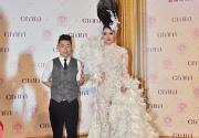 第40届亚洲发型化妆大赛创意新娘化妆冠军