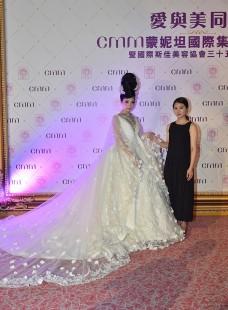 第40届亚洲发型化妆大赛6项优异奖