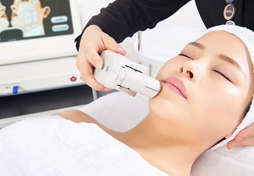 美容面膜疗法