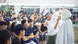 日本Blossom高级美发研修课程—高橋美樹女士大连之行