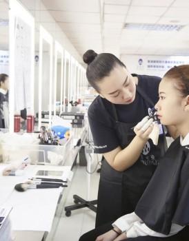 2017国际ITEC化妆培训实操考试(C组)