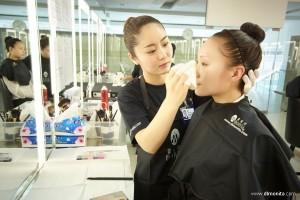2017国际ITEC化妆培训实操考试(D组)