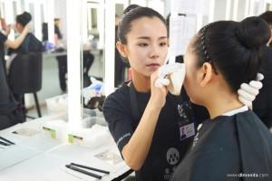 2017国际ITEC化妆培训实操考试(F组)