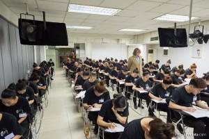 2017国际ITEC化妆理论考试