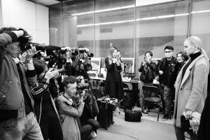 蒙妮坦摄影师全程助阵大连时装周摄影拍摄