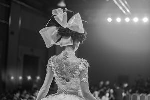 最初的悸动总会留下最美的见证,蒙妮坦第21届形象秀展