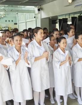 2017年国际CIDESCO美容考试(文凭颁发、册子)