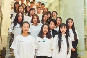"""刘晓阳工作室举办""""大学生自我形象设计大赛"""""""