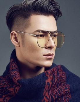 时尚眼镜广告大片,蒙妮坦摄影学生作品