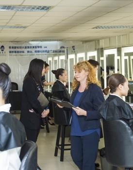 2018国际ITEC化妆培训实操考试(A组)