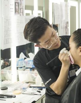 2018国际ITEC化妆培训实操考试(B组)
