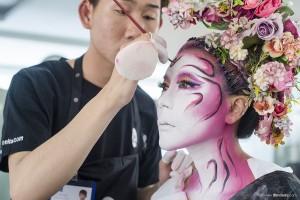 恭喜76名学员通过英国ITEC三级舞台化妆师高级文凭考试