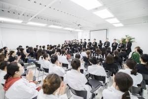 计日以俟,北京sunbet开户学院第二期班开课了