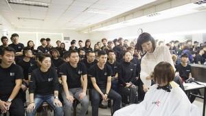美的记忆源于技艺—日本顶尖发型师高桥美树女士特别课程