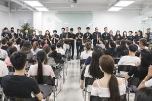 有梦想,要做行动派 | 北京校区第三期全科班开课啦!