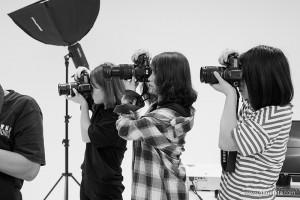 课堂映像 | 堆叠空间里的时尚摄影