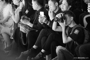 北京时装周   50+华龄风采秀,步步为美,人人精彩
