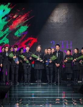 优秀毕业设计奖:夏朝涵、陈体柯、唐娇、李祥