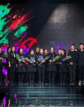 优秀毕业设计奖:陈安莉、刘攀、李晶、焦梦梦、颜彦