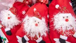 狂欢圣诞,蒙妮坦学院两大校区学员寻礼记
