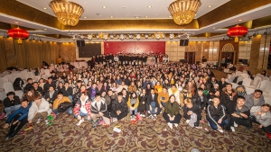 蒙妮坦大连校区2019新年狂欢会