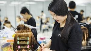 2018北京蒙妮坦第五期美发班优秀学员|听他们对美发的理解